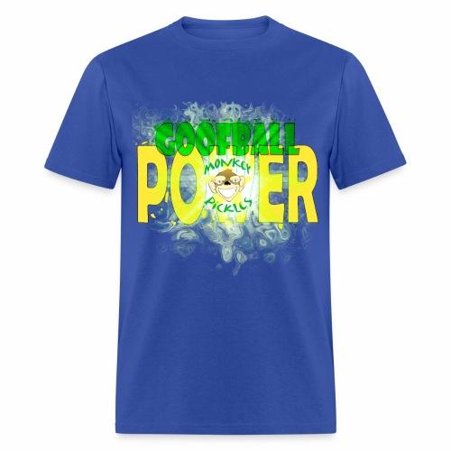 Monkey Pickles Goofball Power - Men's T-Shirt