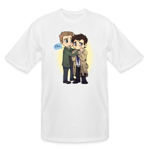 Cas... (DESIGN BY STEPH) - Men's Tall T-Shirt