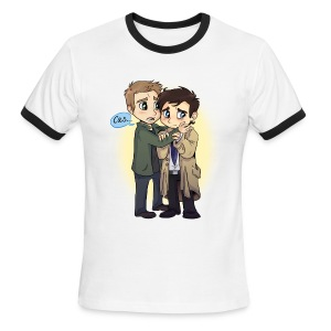 Cas... (DESIGN BY STEPH) - Men's Ringer T-Shirt