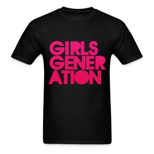 Girls' Generation - Logo - Men's T-Shirt