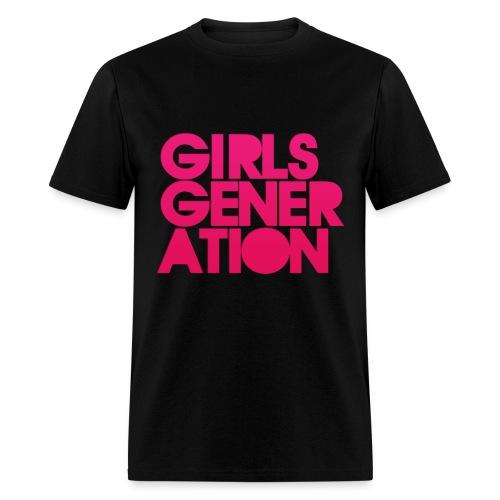 Girls' Generation - Logo - Men's T-Shirt