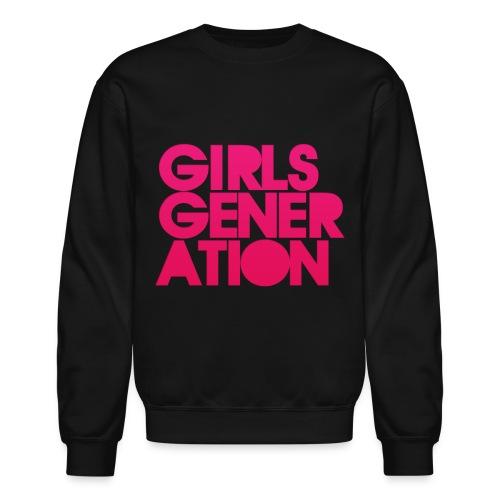 Girls' Generation - Logo - Crewneck Sweatshirt