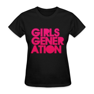 Girls' Generation - Logo - Women's T-Shirt