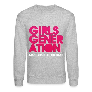 Girls' Generation - The Boys - Crewneck Sweatshirt