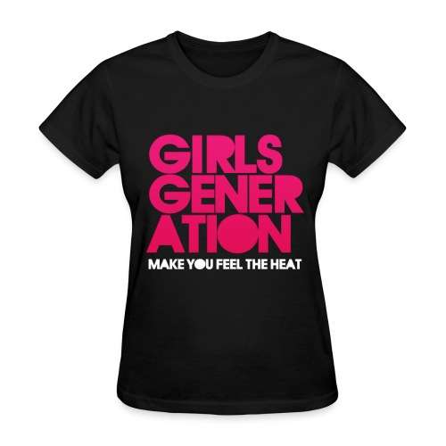 Girls' Generation - The Boys - Women's T-Shirt