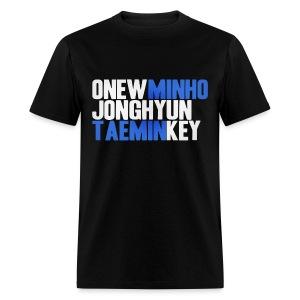 SHINee - Names - Men's T-Shirt