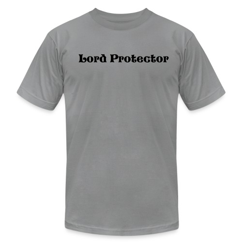 LP Grey - Men's Fine Jersey T-Shirt