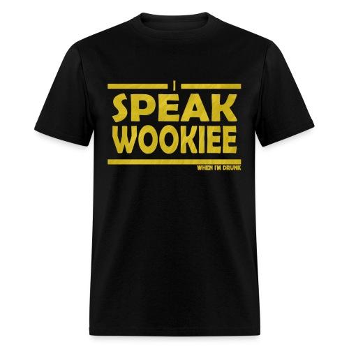 Chewbacca Cap - Men's T-Shirt