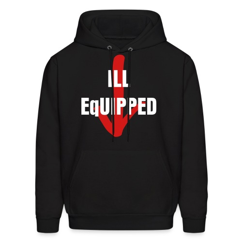 ILL Equipped - Outnumbered Sweatshirt - Men's Hoodie