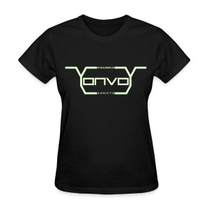 Fug's GLO Convoy Addicts [F] - Women's T-Shirt