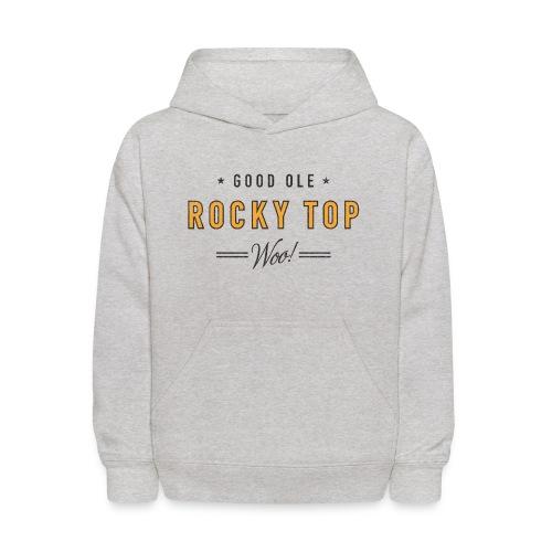 Good Ole Rocky Top Kid's Hoodie - Kids' Hoodie