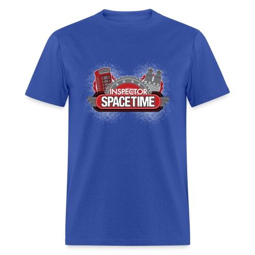 Inspector Spacetime Blogon Edition - Men's T-Shirt