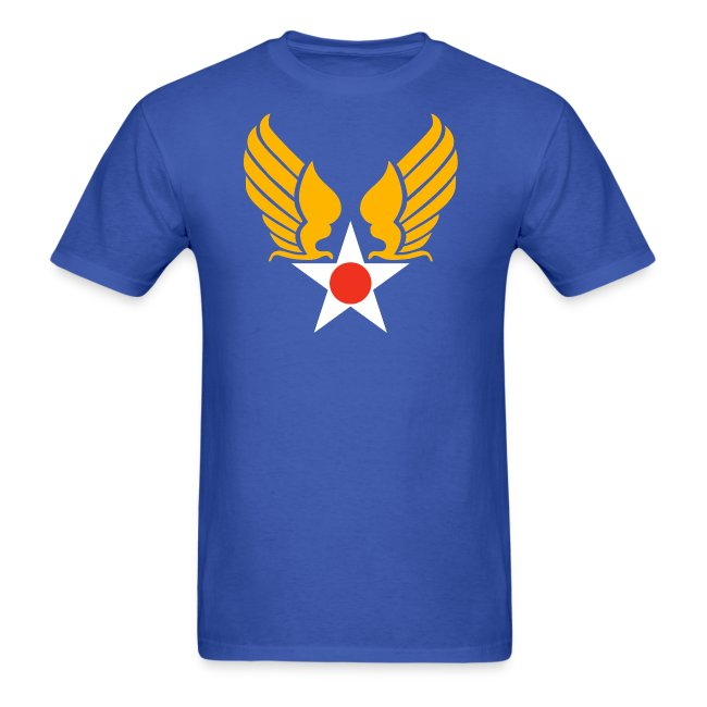United States Army Air Corps wings | Men's T-Shirt