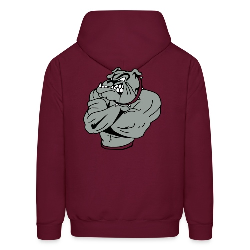 bulldogs - Men's Hoodie