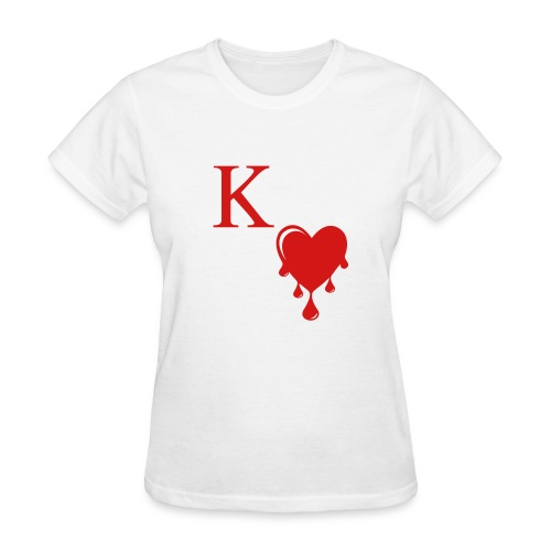 Kappa Blood, Sweat, and Tearsv2 - Women's T-Shirt