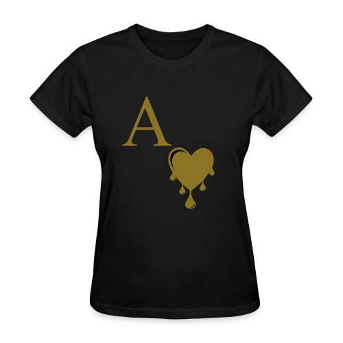 Alpha Blood, Sweat, and Tears - Women's T-Shirt