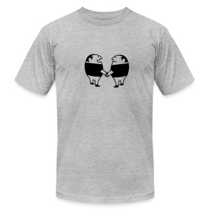 the boys - Men's T-Shirt by American Apparel