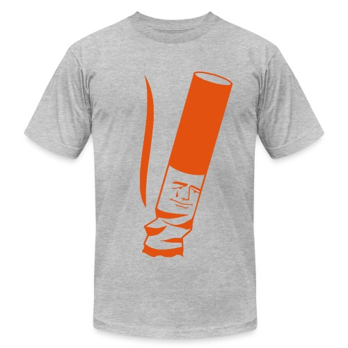 put it out - Men's T-Shirt by American Apparel