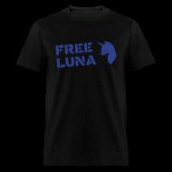 T-Shirts ~ Men's T-Shirt ~ FREE LUNA
