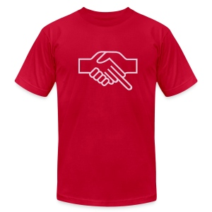 bad deal - Men's T-Shirt by American Apparel