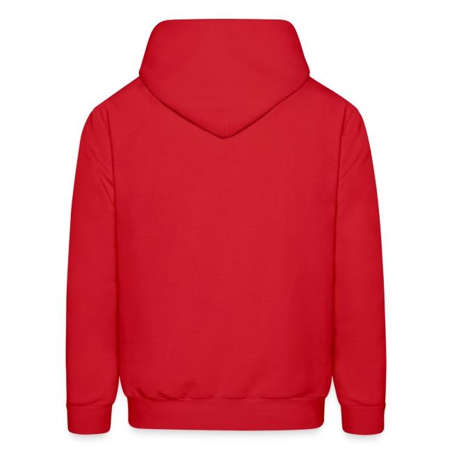 self loading hoodie