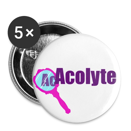 Acolyte - Small Buttons