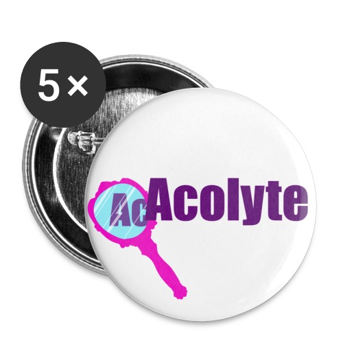 Acolyte - Large Buttons