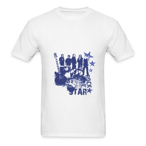 Rock Stare  - Men's T-Shirt