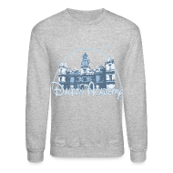 Long Sleeve Shirts ~ Men's Crewneck Sweatshirt ~ Castle sweatshirt!