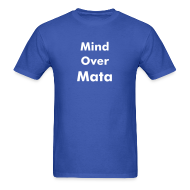 T-Shirts ~ Men's T-Shirt ~ Juan Mata - Mind over Mata