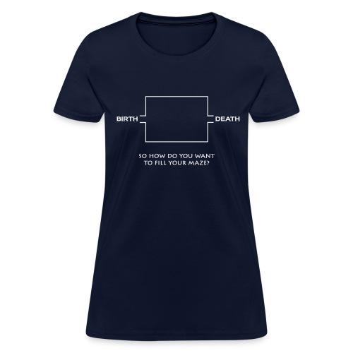Life Maze (Women's) - Women's T-Shirt