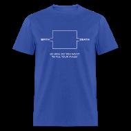 T-Shirts ~ Men's T-Shirt ~ Life Maze
