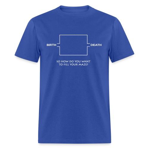 Life Maze - Men's T-Shirt