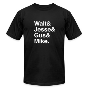 Breaking Bad - Men's T-Shirt by American Apparel