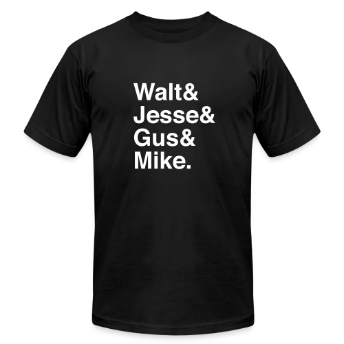 Breaking Bad - Men's Fine Jersey T-Shirt