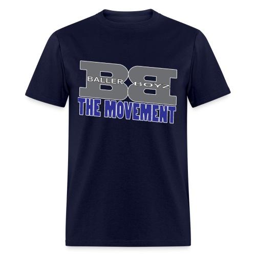 Baller Boyz Movement  - Men's T-Shirt