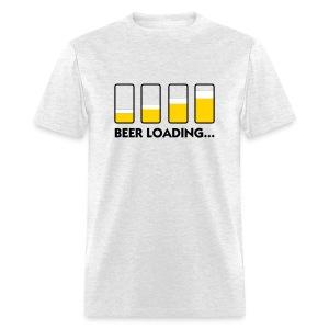Beer Loading - Men's T-Shirt