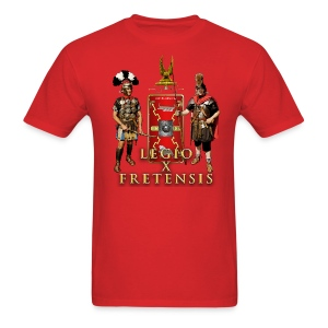 Legio X Fretensis T-Shirt - Front Placement - Men's T-Shirt