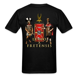 Legio X Fretensis T-Shirt - Back Placement - Men's T-Shirt