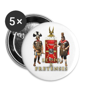 Legio X Fretensis Buttons - Large - Large Buttons