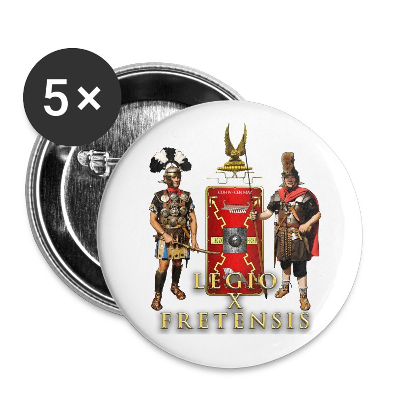 Legio X Fretensis Buttons - Small - Small Buttons