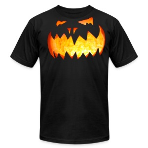 Halloween - Men's T-Shirt by American Apparel