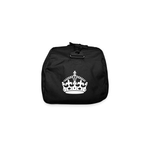 Keep Calm and Carry On Crown - Duffel Bag