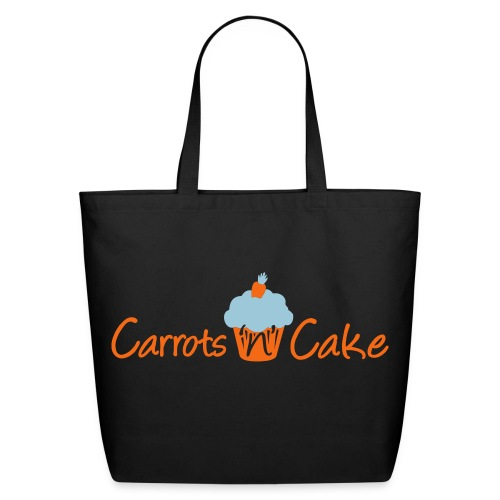 Carrots 'n' Cake - Eco-Friendly Cotton Tote