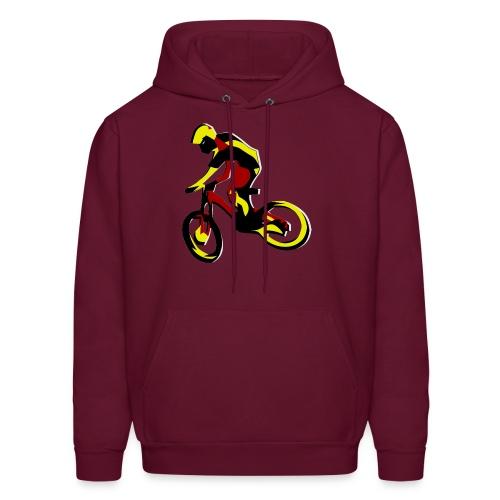Mountain Bike Hoodie - What's Up Dawg? - Men's Hoodie