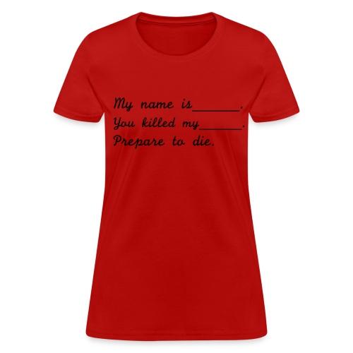 Women's Inigo Shirt - Women's T-Shirt