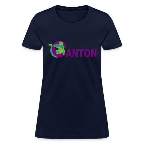 Canton Crocodiles V2 Shirt - Women's T-Shirt