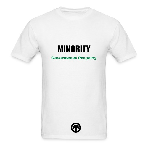 Minority Government Property Limited Edition - Men's T-Shirt