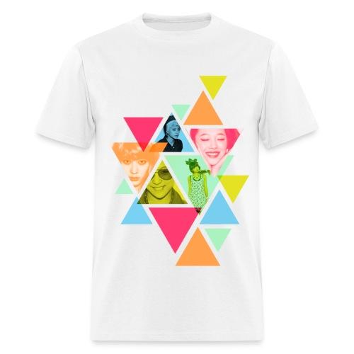 [f(x)] Tri f(x) - Men's T-Shirt