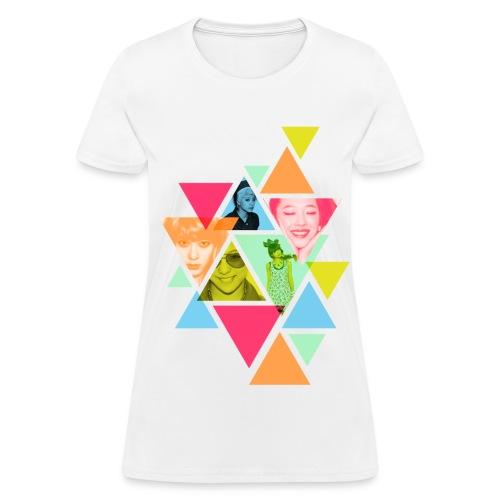 [f(x)] Tri f(x) - Women's T-Shirt